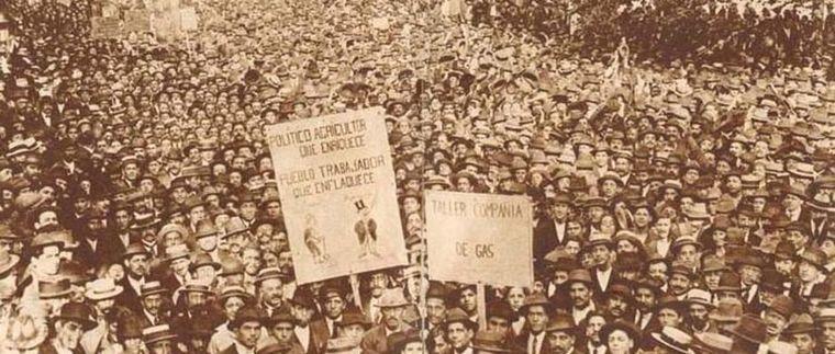 Thumb huelga 1918 memoria chilenajpg