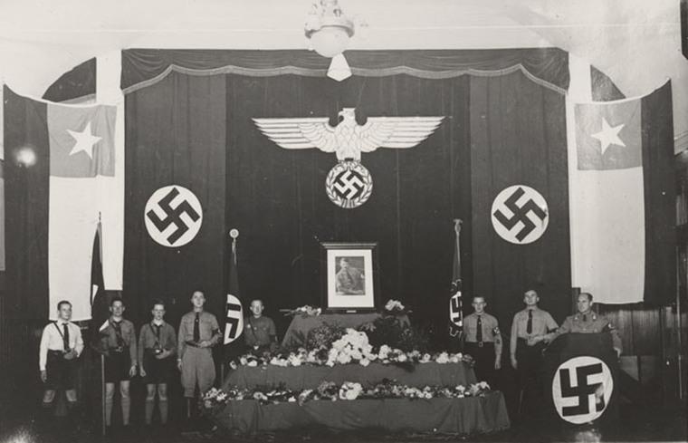 Thumb nazis en llanquihue 1942