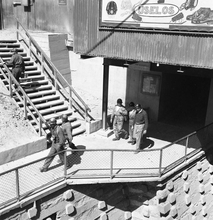 Thumb obreros de sewell en 1965  jack ceitelis