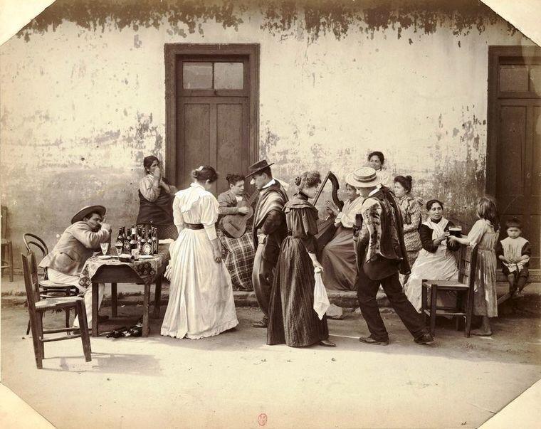 Thumb la cueca en 1895 zona central