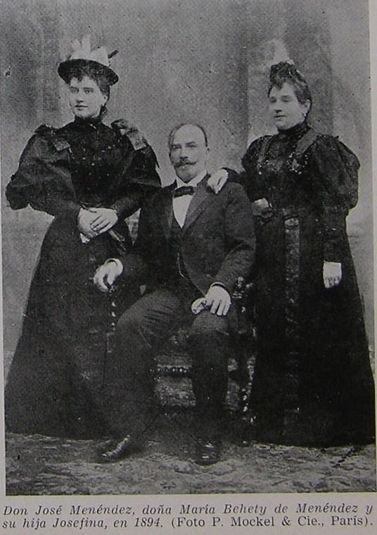 Thumb men ndez su esposa y su hija en su 2  viaje a europa par s