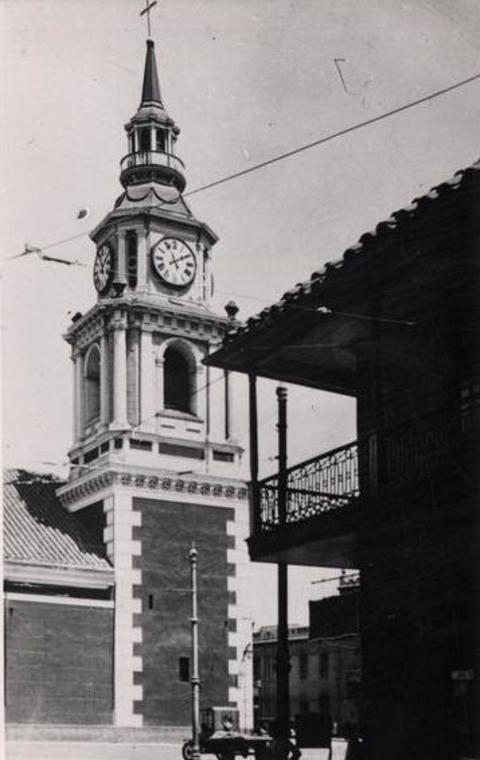 Thumb 24 iglesia y almacenes paris en 1950 antonio quintana