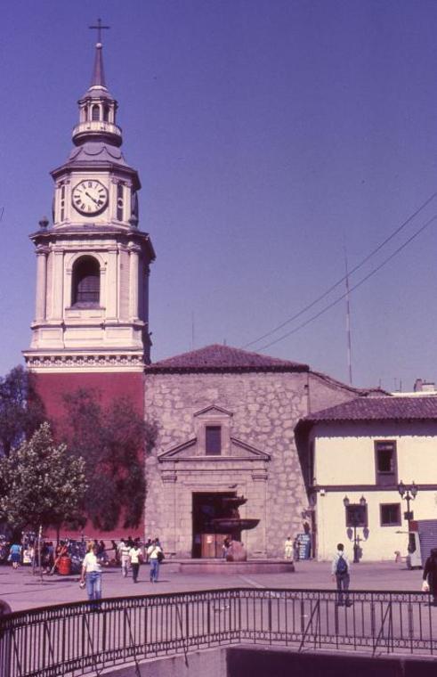 Thumb 40 fachada iglesia a os 80s afda